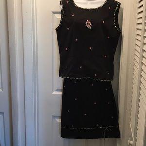 Other - Ilyse Hart LTD Skirt Suit Set